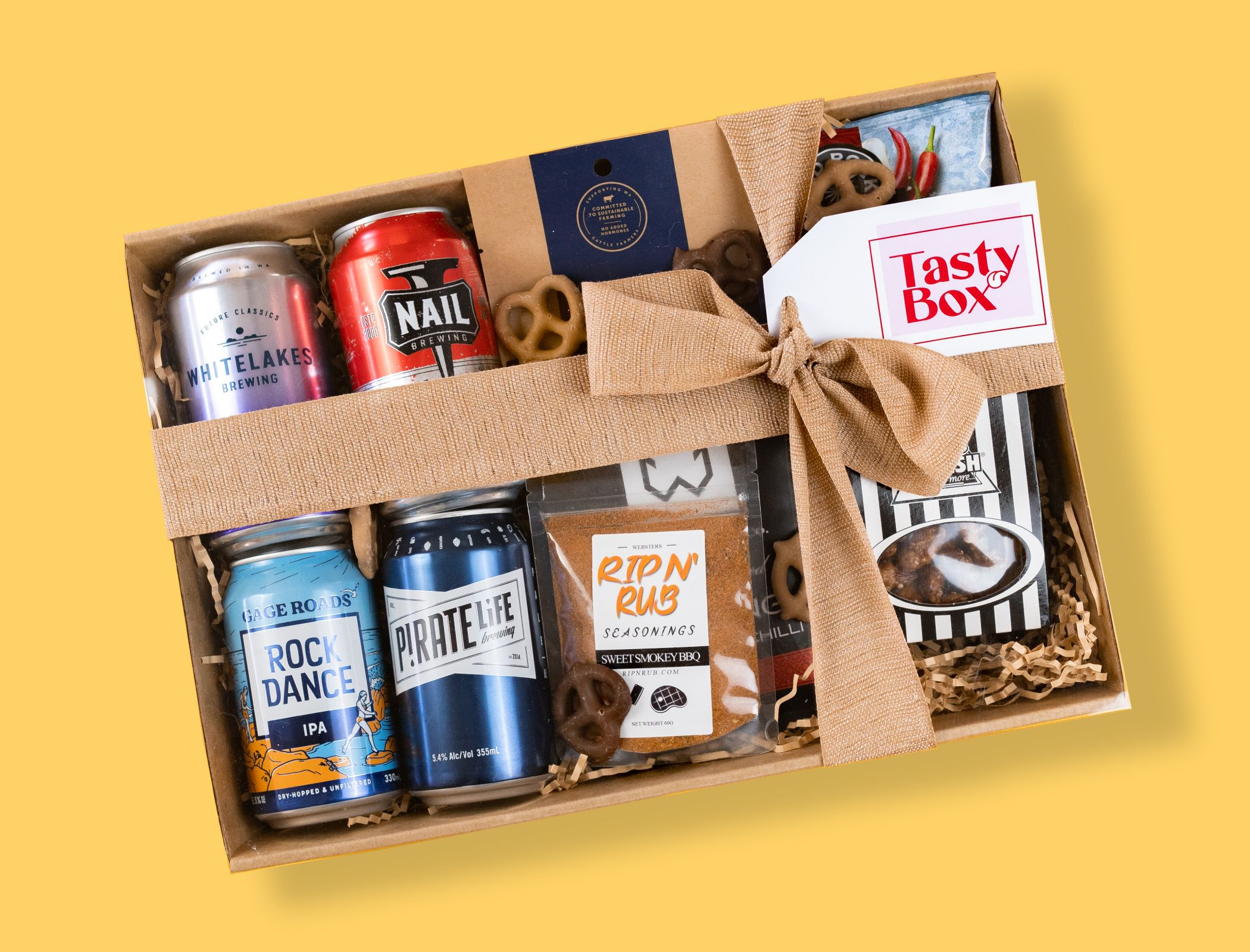 Tasty Box Dessert Gift Boxes